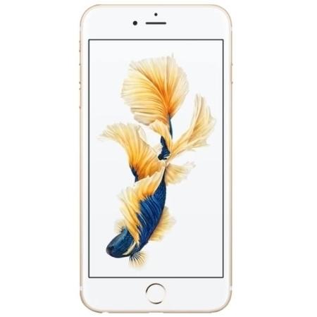 2.El iPhone 6S Plus 16GB Gold