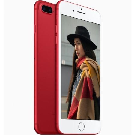Yenilenmiş iPhone 7 Plus 256GB Red SE