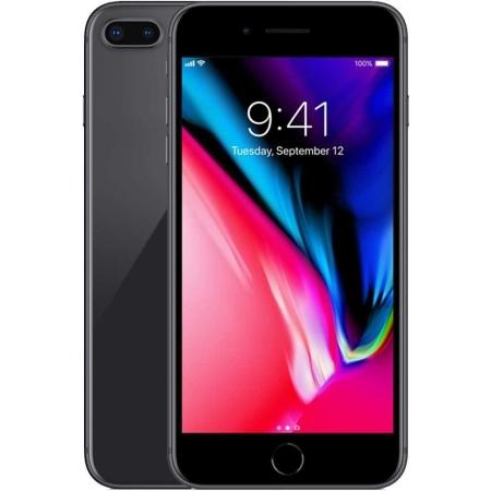 2.El iPhone 8 Plus 256GB Space Gray