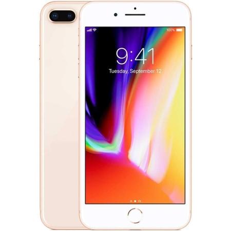 2.El iPhone 8 Plus 256GB Gold