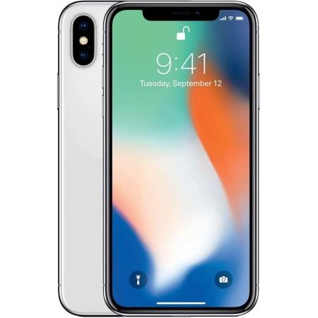 Yenilenmiş iPhone X 64GB Silver