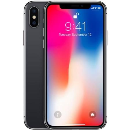 Yenilenmiş iPhone X 256GB Space Gray