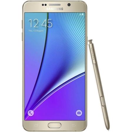 2.El Samsung Galaxy Note 5 32GB Altın