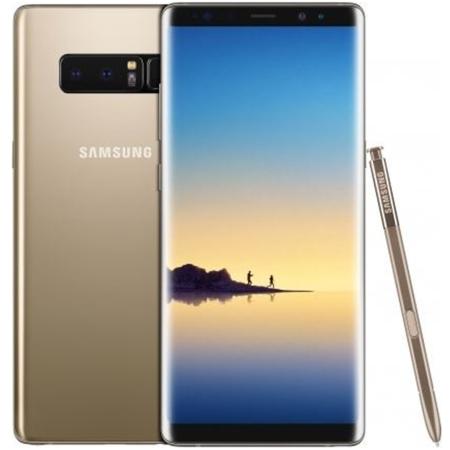 2.El Samsung Galaxy Note 8 64GB Altın