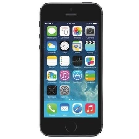 2.El iPhone 5S 16GB Space Gray