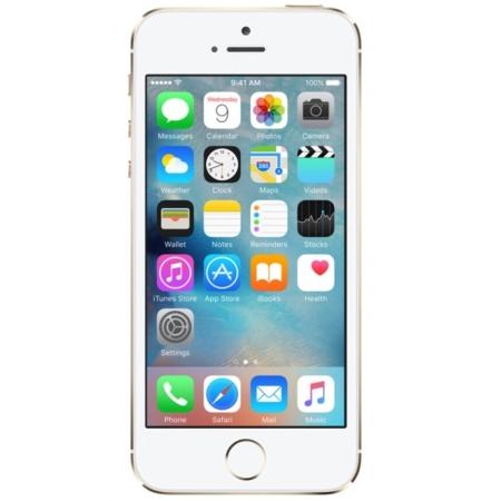 2.El iPhone 5S 16GB Gold
