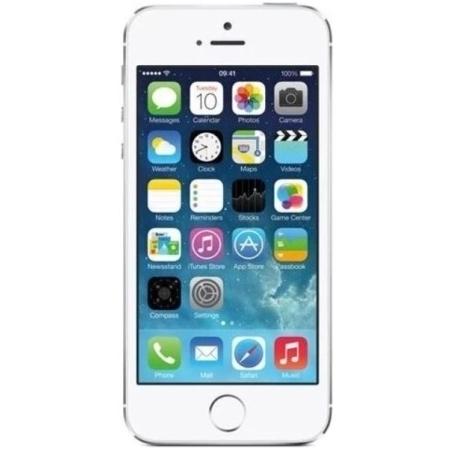 2.El iPhone 5S 32GB Silver