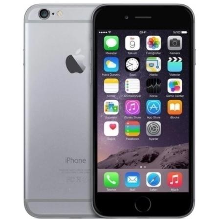 Yenilenmiş iPhone 6 16GB Space Gray