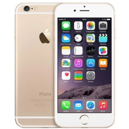 Yenilenmiş iPhone 6 32GB Gold